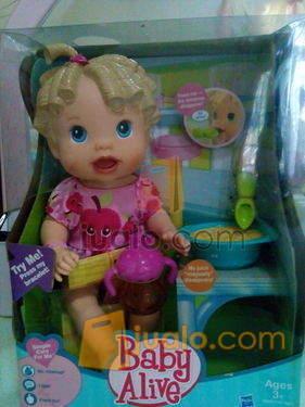 harga Boneka Baby Alive All Gone Jualo.com