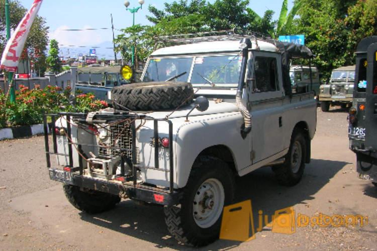 harga landrover64 pickup juling PTO koenig Jualo.com