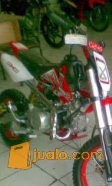 harga Motor Trail Monstrac 110cc MANUAL Jualo.com