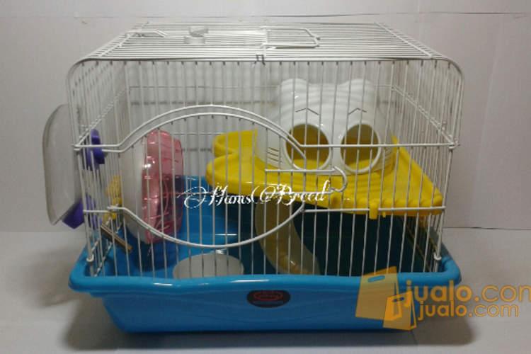 harga Kandang Hamster Cat Home - HamsBreed Bandung Jualo.com