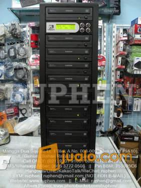CD/DVD Duplicator UReach-Samsung 1-11