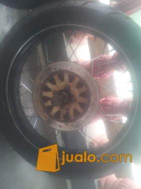 harga velg jari-jari tiger / megapro Jualo.com