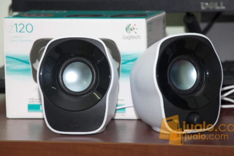 harga Logitech Stereo Speakers Z120 Jualo.com