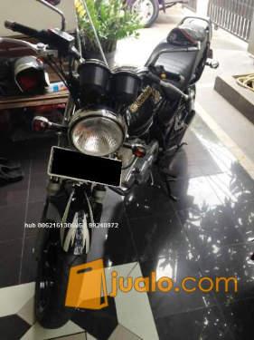 harga Suzuki thunder Gsx 250 CC thn 2002 hitam ors Jualo.com