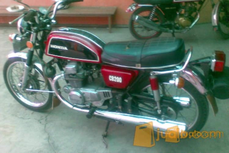 harga honda cb 200cc mesin halus terawat Jualo.com