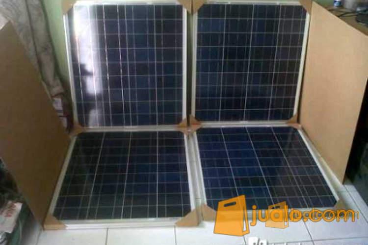 paket solar panel PLTS SHS 300WP