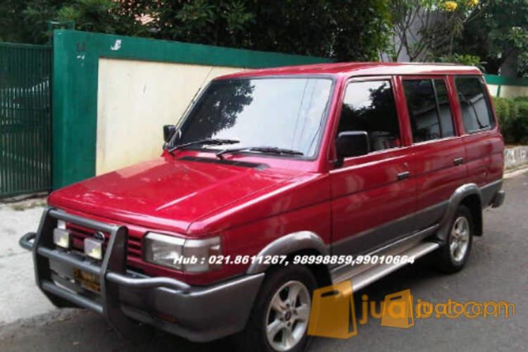 harga Toyota Kijang Jantan Raider 1.5cc Manual Th.1995 W.Merah Metalik Jualo.com