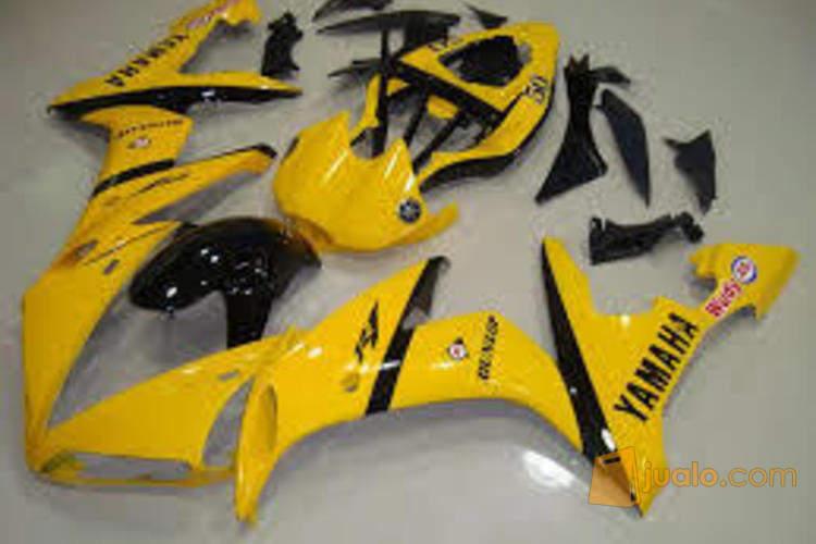 harga Fairing Fullset Costum Model R1 For Vixion, byson, tiger, cb, dll Jualo.com