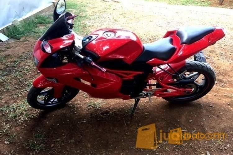 harga motor minerva megelli 250cc body ducati terawat surat komplit Jualo.com