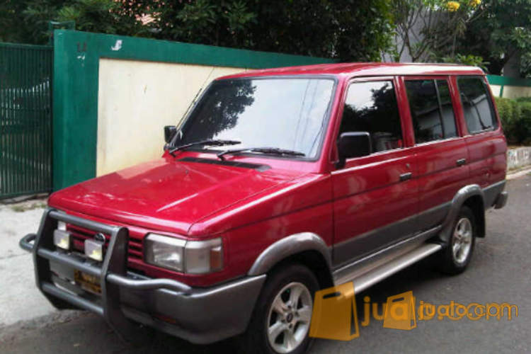 harga Toyota Kijang Jantan Raider 1.5cc Manual Th 1995 W.Merah Metalik Jualo.com