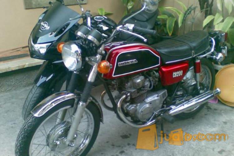 harga Motor Honda Cb200 Twin 1976 Jualo.com