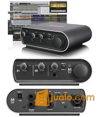 harga Jual Audio interface Avid Mbox3 with Pro Tools Express murah di Bandung Jualo.com