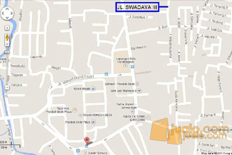 [DIJUAL] Rumah siap huni di Jatiwaringin, Pondokgede - BEKASI