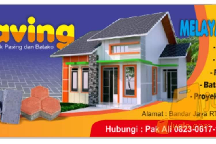 Pusat Penjualan Paving u0026 Batako di Bandar Lampung