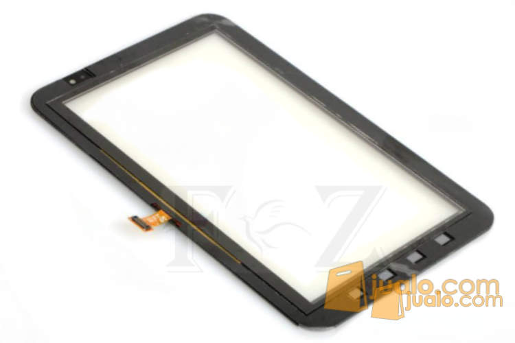 harga Touch Screen Glass Digitizer For SAMSUNG Galaxy Tab GT-P1000 P1000I 7.0 (Black) Jualo.com