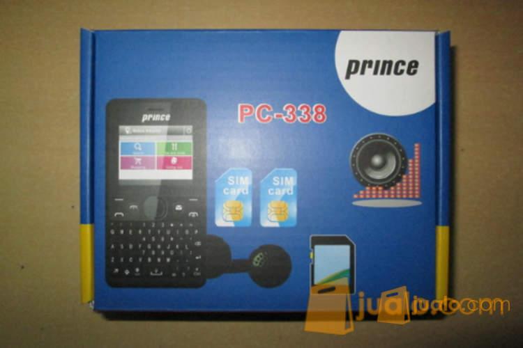 harga hape QWERTY murah, merk PRINCE PC-338 Jualo.com