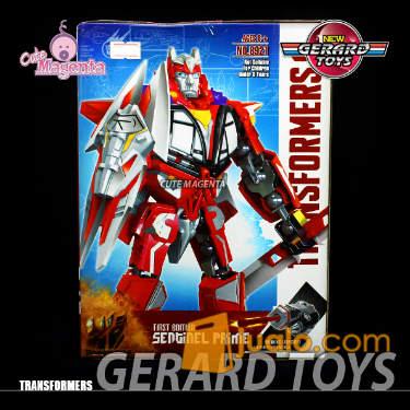 harga 8921 Sentinel Prime - Robot Series - Transformers - MIB Jualo.com