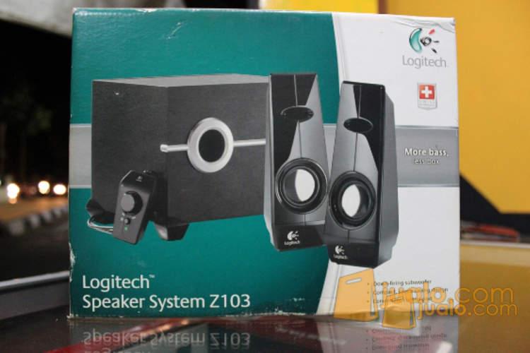 harga Speaker Logitech Z103 Masih Mulus Jualo.com