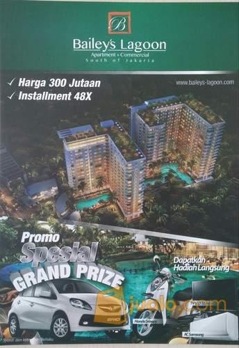 harga jual apartemen baileys lagoon Jualo.com