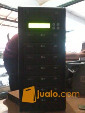 CD/DVD DUPLICATOR 1-7 SATA UREACH like new jarang pakai
