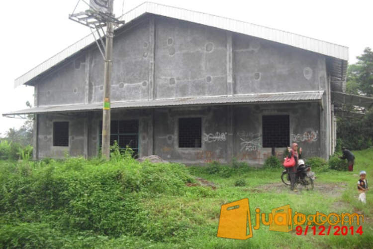 harga Gudang Luas di Ungaran, 5 Menit Jalan Raya Semarang-Solo Jualo.com