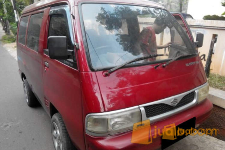 harga Suzuki Futura GRV 1.5 Merah Metalic 2002 Jualo.com