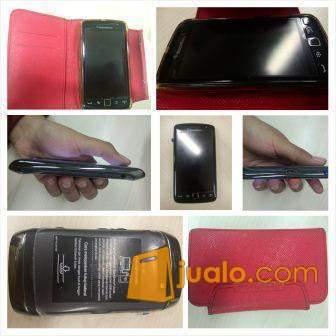 harga blackberry monza 9860 torch 3 mulus, apik,  lengkap, bandung Jualo.com