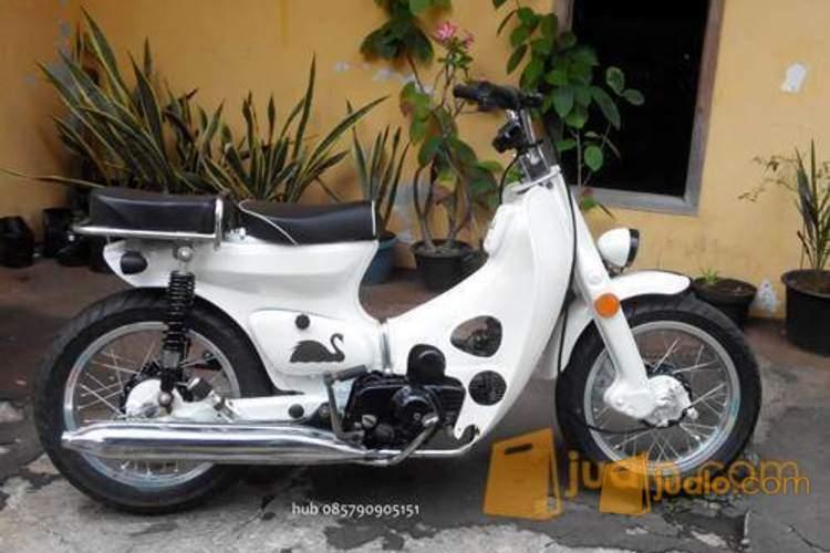 harga Honda c70 street mini cub motor sirkuit dunlop Jualo.com