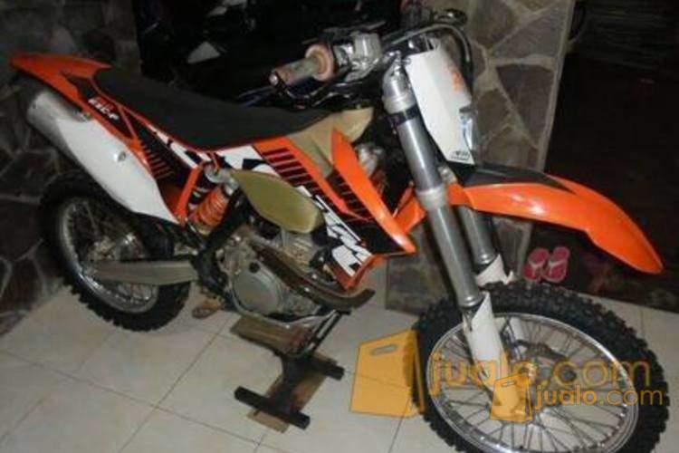 harga KTM EXC-F 350 2012 Jualo.com