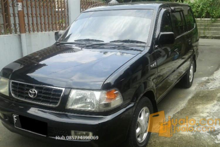 harga Dijual Toyota Kijang Lgx Diesel Hitam 2001 tangan pertama Jualo.com