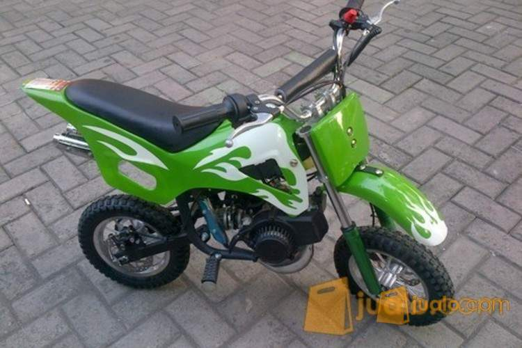 harga motor mini trail 50cc Jualo.com