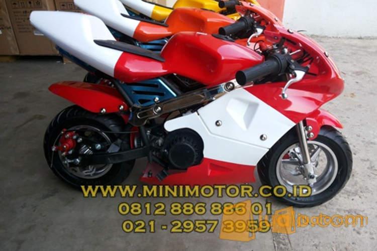 harga MINI MOTO GP 49 CC - FREE ONGKOS KIRIM Jualo.com
