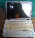 BISMILLAH.. ACER ASPIRE 4715z ., FISIK LIHAT FOTO AJH MASIH MULUS GAN .,. .,.,., SPESIFIKASI INTEL DUAL-CORE T2310 2CPUz RAM 1GB GB DUAL-C