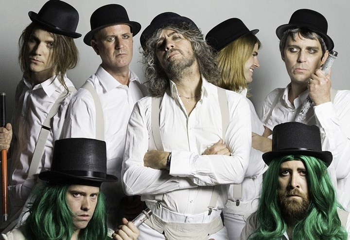 flaming lips: phoenix new times