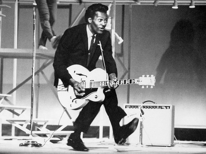 source: Chuck Berry
