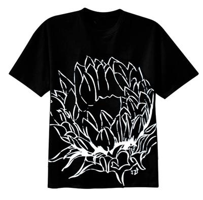Tshirt flower2