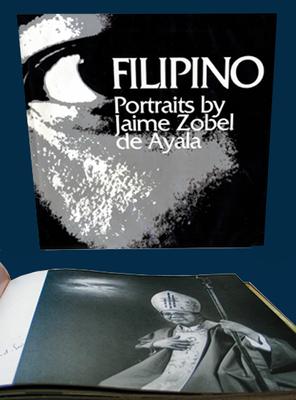 Books   filipino portraits