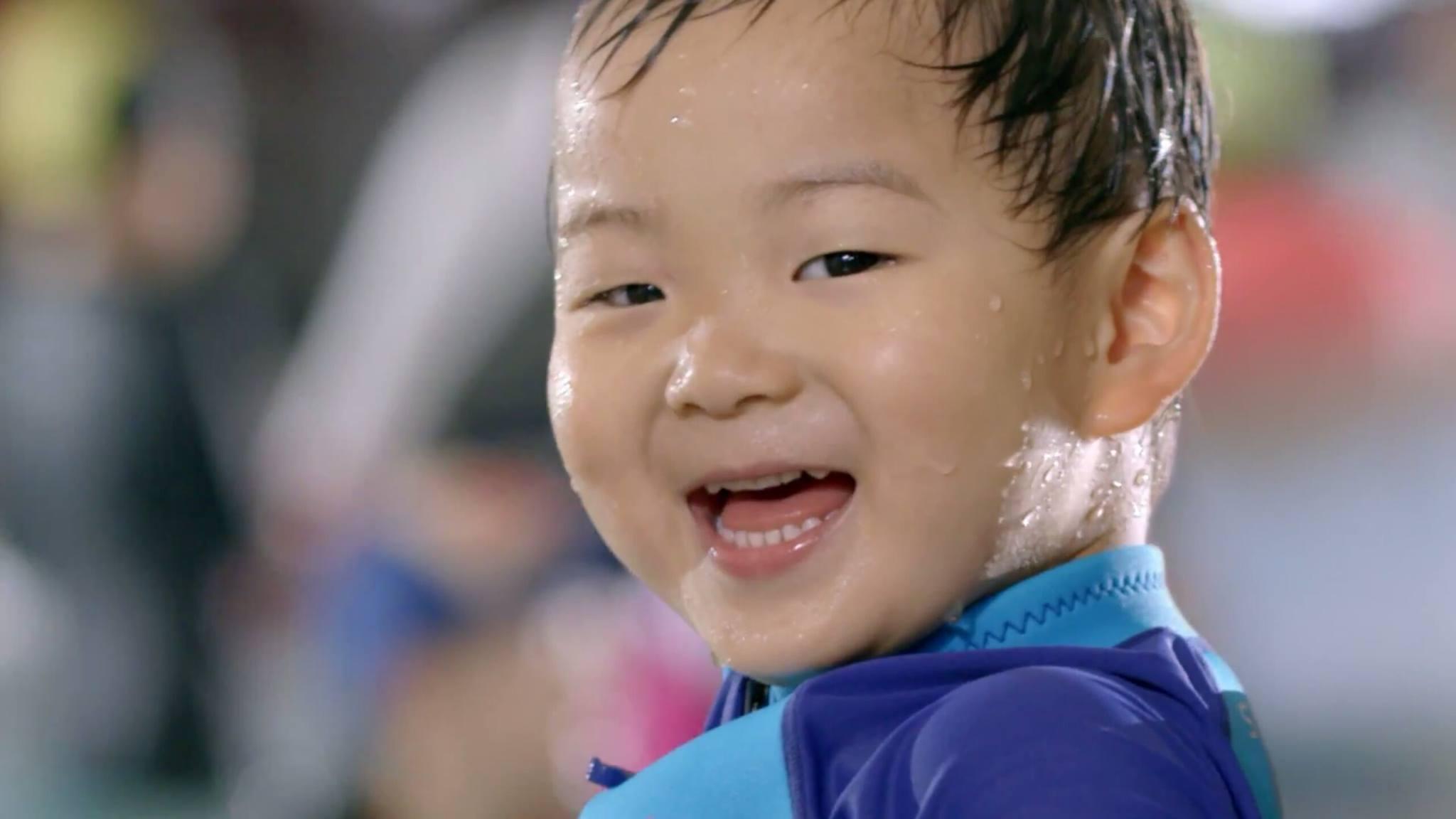 大韩民国万岁!好久不见超可爱代言片段公开!