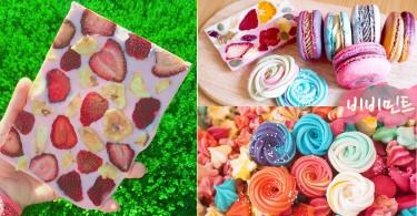 水果乾巧克力、星空馬卡龍、玫瑰蛋白餅!超夢幻~讓你一次嚐遍所有甜蜜滋味的BBMINT!
