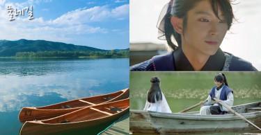 感受泛舟湖上的浪漫~春川Mullegil人氣划船景點美如畫!