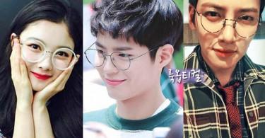 朴寶劍、池昌旭、金裕貞都愛戴~韓國必買LOOK Optical時尚眼鏡!