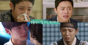 給他秀秀啦!觀眾看著就心疼~在韓劇中眼淚演技爆發的7位OPPA!