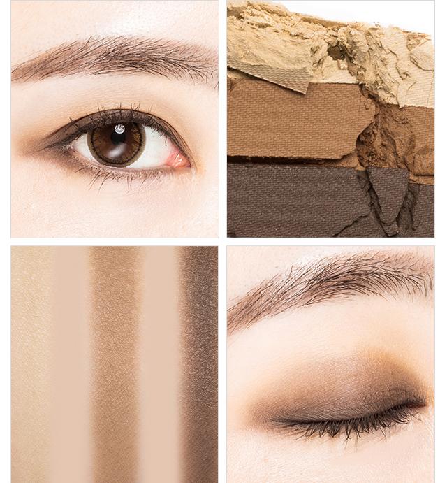 missha eye shadow no.7 2