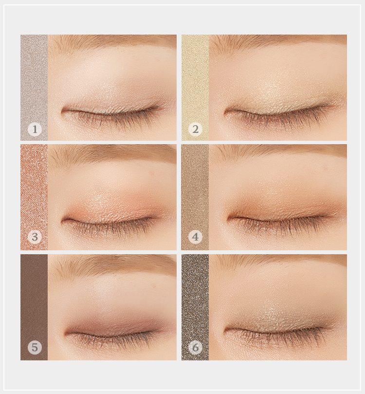 a'pieu eyeshadow 6