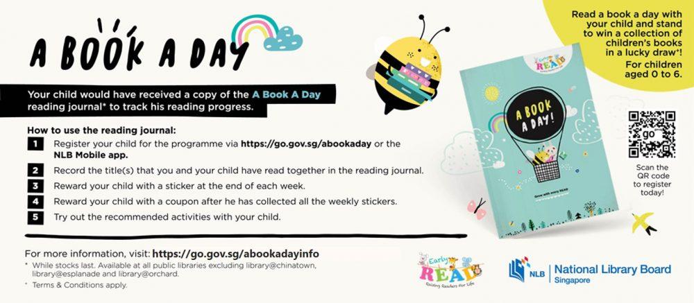 A Book A Day - EDM_2021
