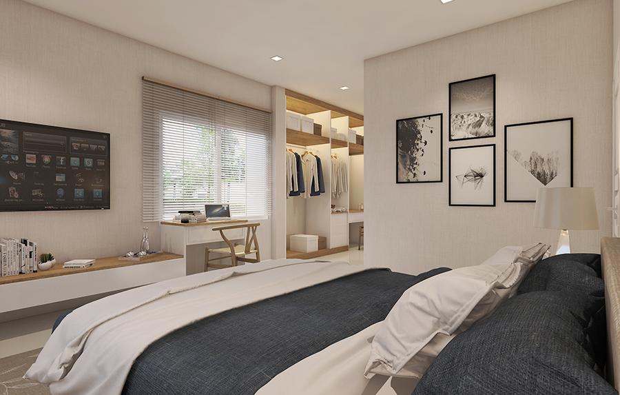 B-Master Bedroom