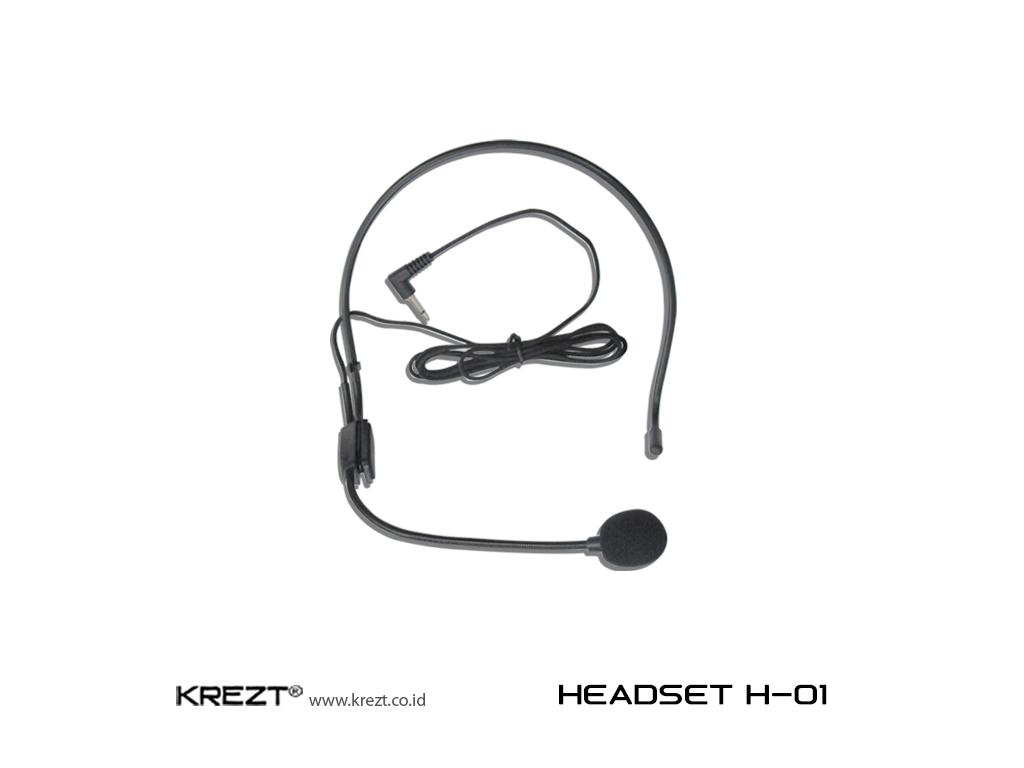 krezt headset h-01