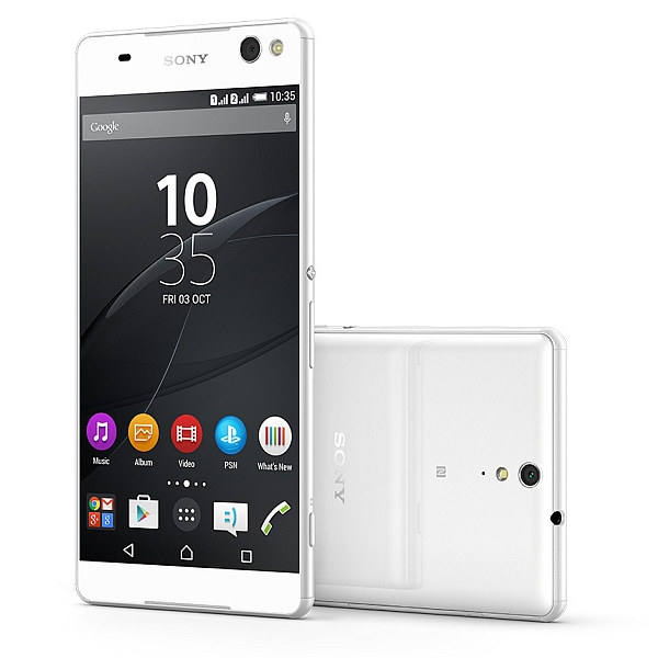 Sony Xperia C5 Ultra Dual 16gb white