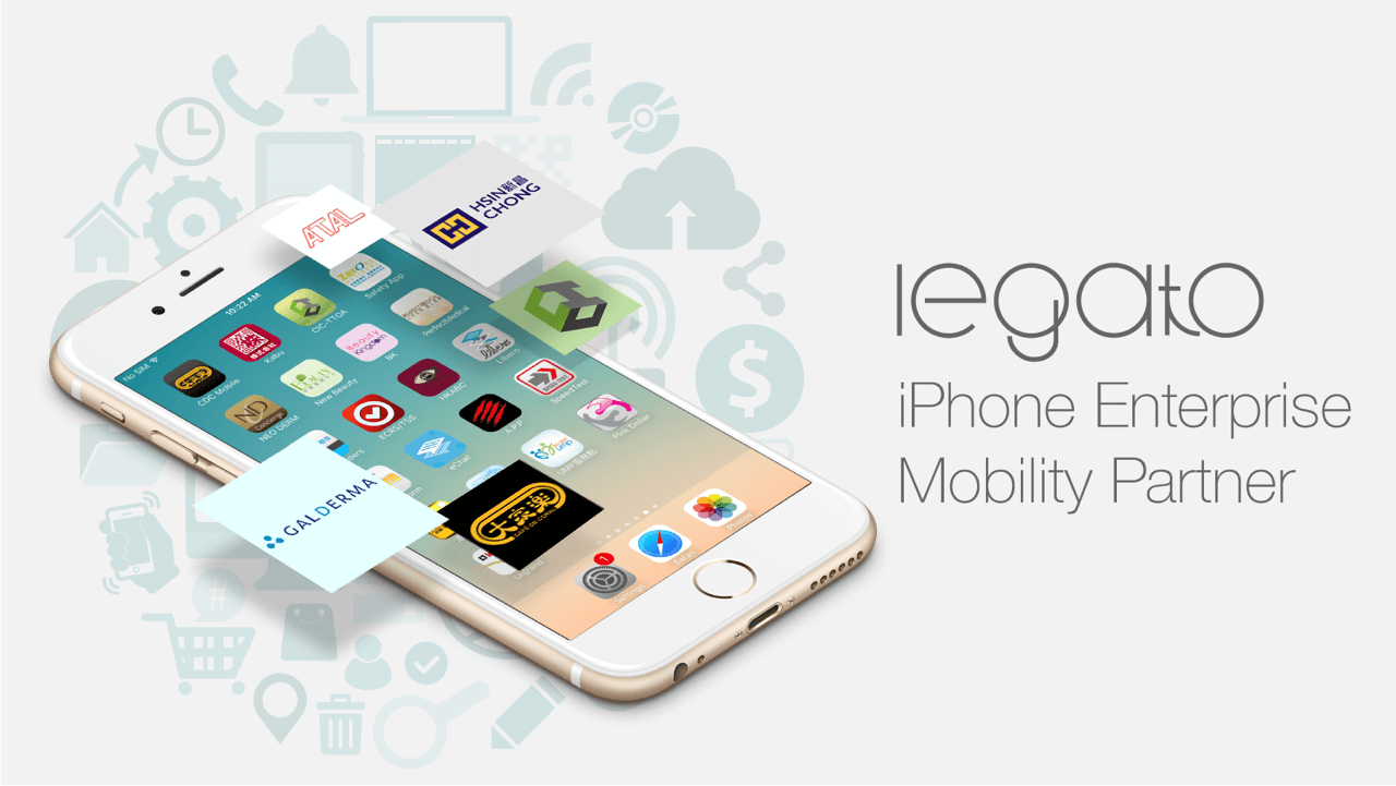 iPhone Enterprise Mobility Partner