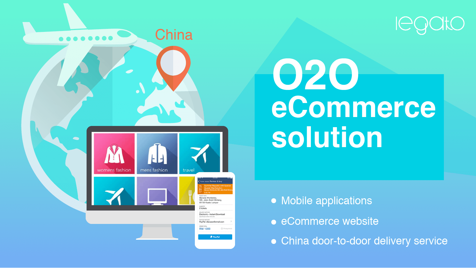 O2O eCommerce Solution by Legato